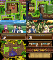 System RPG XP - X-Dimension by Ayene-chan