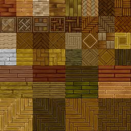 RPG Maker Wooden Floor