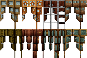 RPG Maker VX - Door II-2 by Ayene-chan