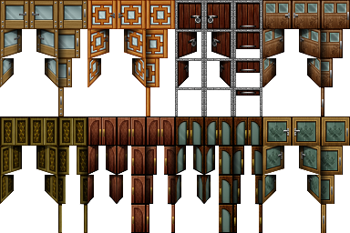 RPG Maker VX - Door II-2 by Ayene-chan