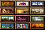 RPG Maker VX Paintings