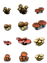 RPG Maker Shrooms by Ayene-chan