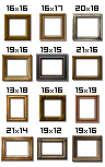 RPG Maker VX - Painting Frames by Ayene-chan