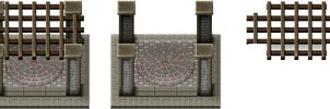 RPG Maker VX Town Square