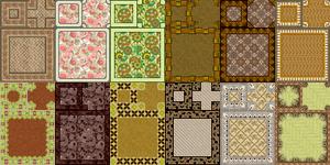 RPG Maker VX - Carpets Autotiles
