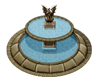 RPG Maker VX - Fountain by Ayene-chan