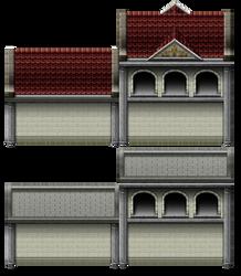 RPG Maker VX - AR Building II by Ayene-chan