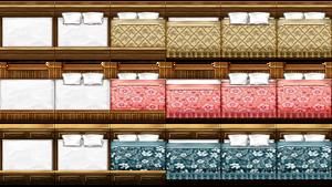 RPG Maker VX - Big Beds