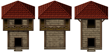 RPG Maker VX - Tower by Ayene-chan