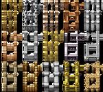 RPG Maker VX - Fences Autotiles