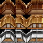 RPG Maker VX - Staircases
