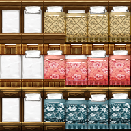 RPG Maker VX - Beds by Ayene-chan