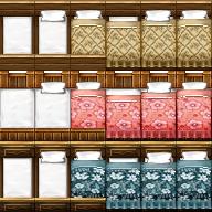 RPG Maker VX - Beds by Ayene-chan
