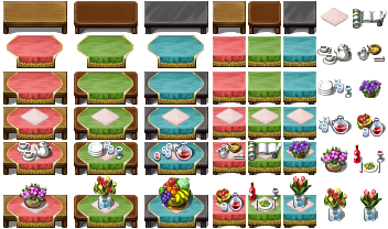 rpg maker vx tables by ayene chan on deviantart. Black Bedroom Furniture Sets. Home Design Ideas