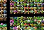 RPG Maker VX - Flowers and Pots