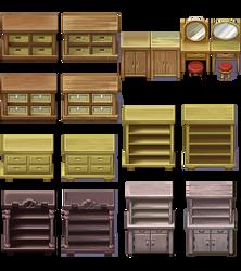 RPG Maker - VX vs XP style II