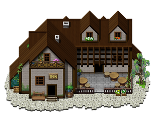 RPG Maker VX/Ace - Inn