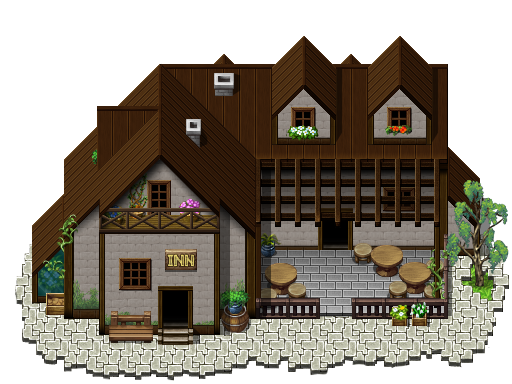 Rpg Maker Vx Ace Inn By Ayene Chan On Deviantart