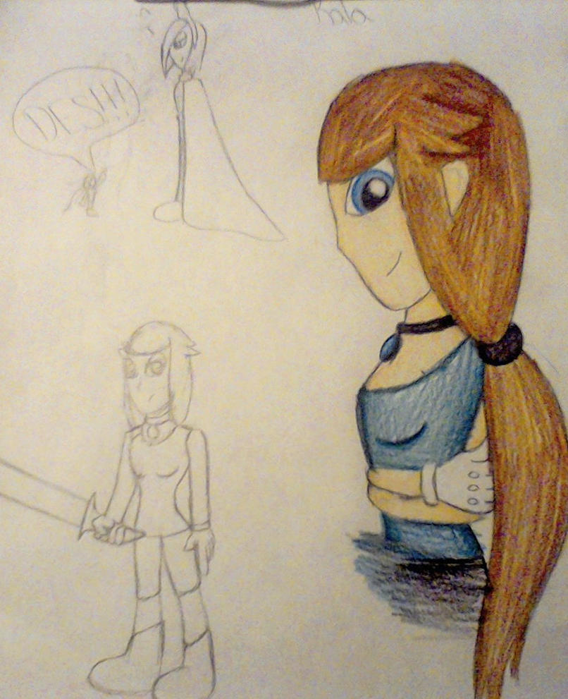 Rala Doodles by MobianScrollkeeper