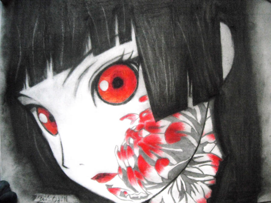 Hell Girl by odin3000