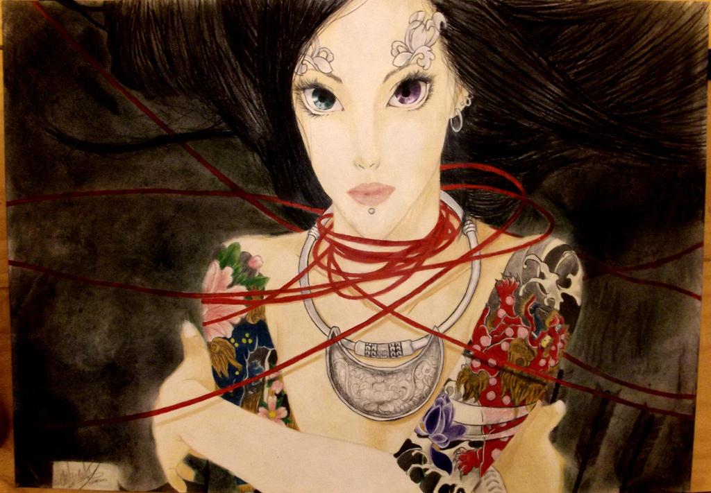 Girl 4 by odin3000