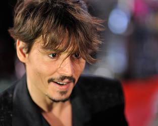 Johnny Depp 2 by noelholland