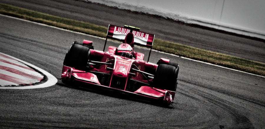 Ferrari F1 by noelholland