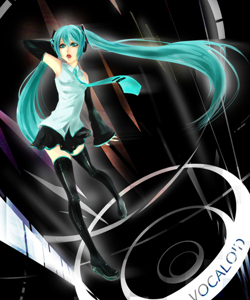 VOC: File start up - M I K U by SnakeyHoHo