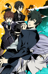 Psycho Pass: Divide