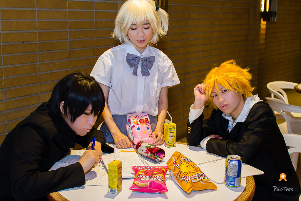 COS: Study Session by SnakeyHoHo