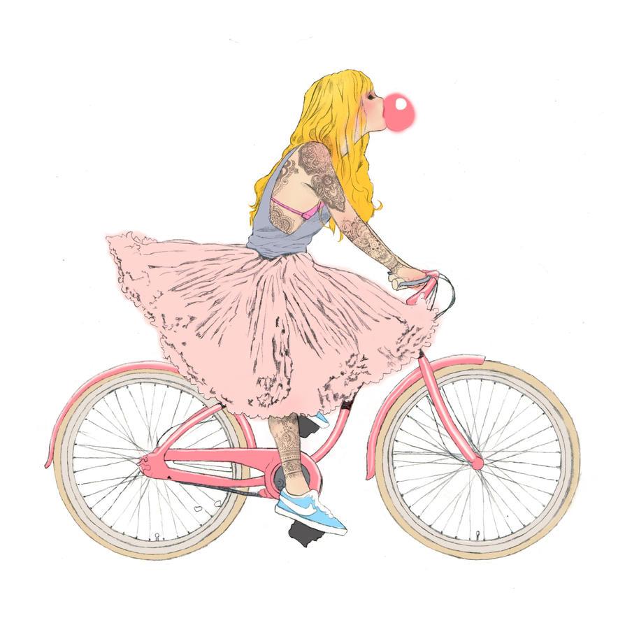 Velopalooza - BubbleGirl by Pandora-intheSKY
