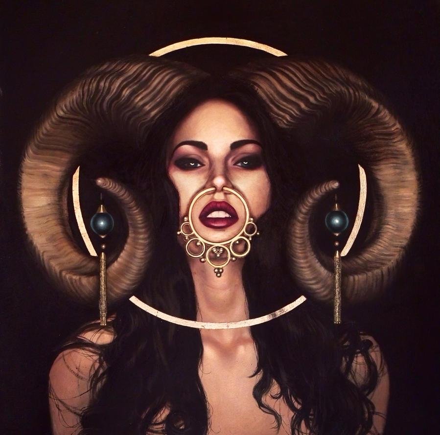 Mephistopheles by Pandora-intheSKY