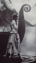 The Shorewalker by Pandora-intheSKY
