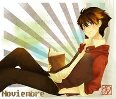 .Noviembre. by akimaro