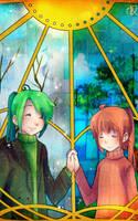 .Emociones Diferentes. by akimaro