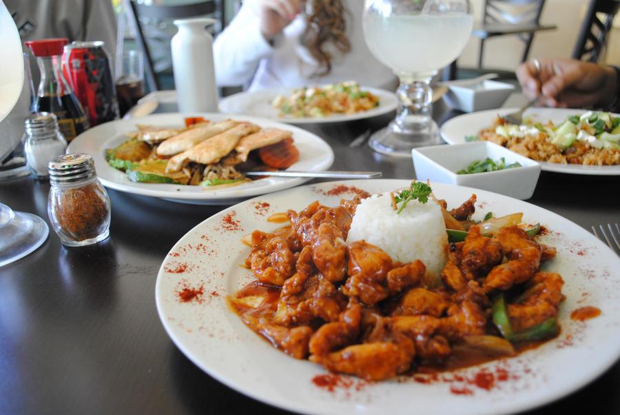 Asian Food yummm by akimaro