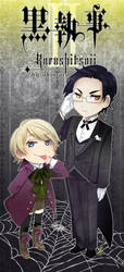 Alois + Claude by akimaro