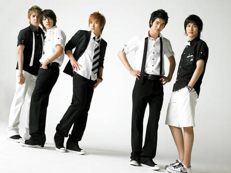 Super Junior Cuties 13