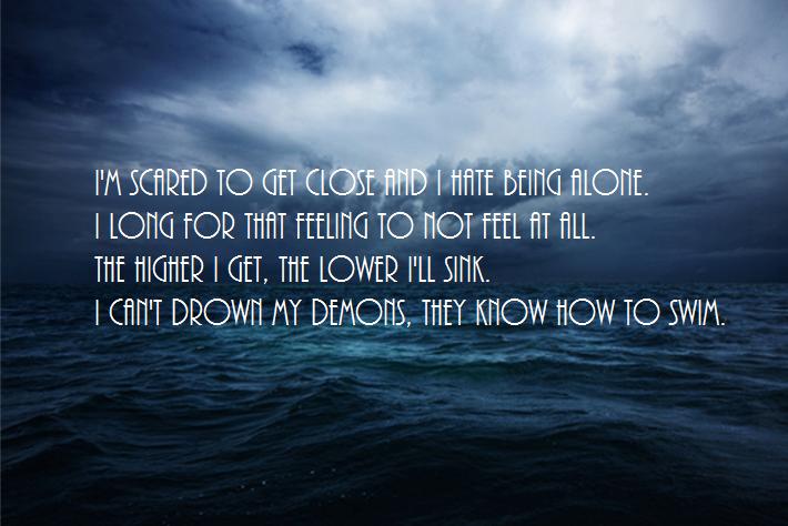 BMTH Lyrics Wal Bring Me The Horizon Wallpaper
