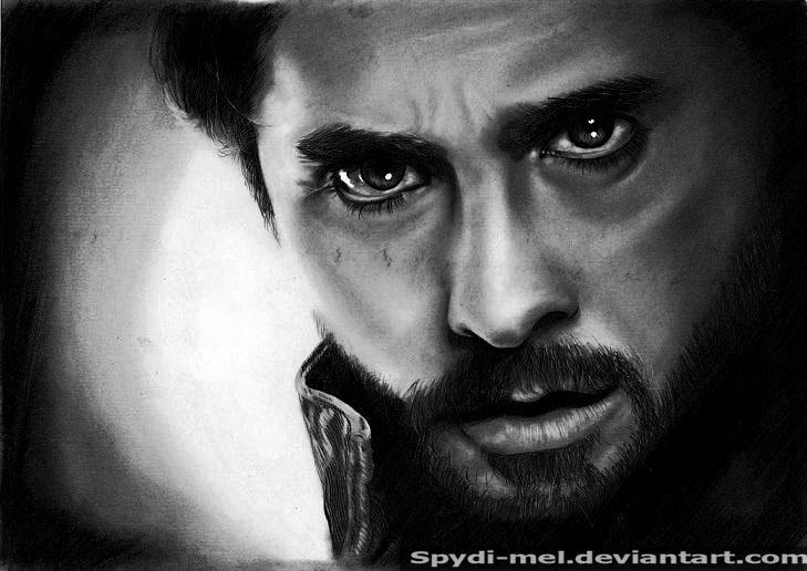 Jared Leto by Spydi-mel