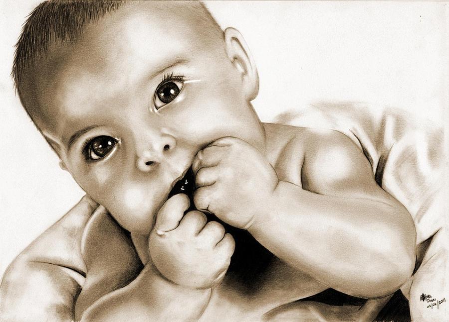 Into the eyes of Innocence by Spydi-mel