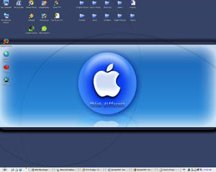 Current iMac Theme by Artic-Blast