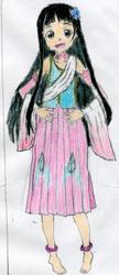 Yui (SAK II) by Jacksonswordsman