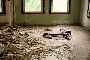Debris Room Stock 1 by hyannah77-stock