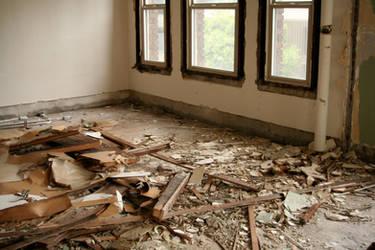 Debris Room Stock 3 by hyannah77-stock