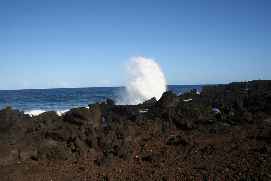 Blowhole Stock 11 by hyannah77-stock
