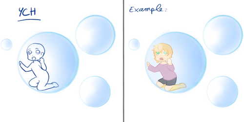 50 point YCH - Bubbles [OPEN]