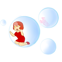 Ych - bubbles #2 [completed]