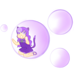 Ych - bubbles #4 [completed]
