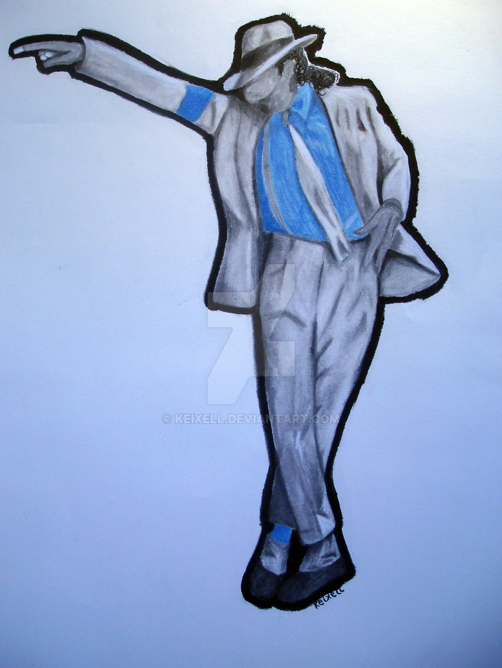 michael jackson sketch smooth - photo #18